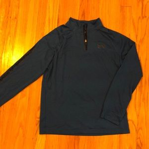 Youth Under Armour Quarter Zip YXL